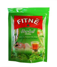Fitne Herbal Infusion Senna Tea with Green Tea 15 Bags in Pack ****UK Seller****