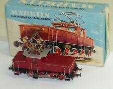 Märklin 3001 E-Lok BR E63 09 / E 63 rot ca. 1963 OVP H0 guter Zustand