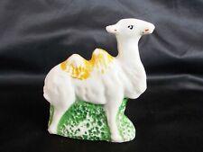 Antique Vintage Old Ceramic Pottery Porcelain Camel Figure Figurine Statue Japan