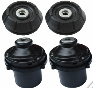 Pair Front Strut Mount Bearing Kit For Holden Astra TR TS Barina  XC Vectra