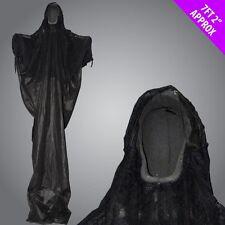 XL 7FT Soultaker Skeleton Halloween Hanging Horror Ghoul Decoration Faceless