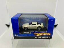 Hotwheels 1:87 Ford MUSTANG Gt 2005 White