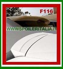 SPOILER  ALETTONE AUDI A3 NO SPORTBACK GREZZO F116G   SI116-1a