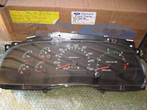 Ford F250 / F350 Diesel Dash Assembly. New