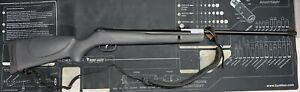 Air Rifle GAMO Shadow 1000 .177 Gray Grey Black Pellet Gun With Gun Sling