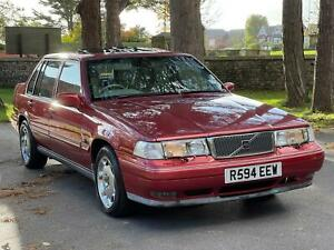 1997 VOLVO S90 3.0 24V CD AUTO 4 DR SALOON. (960) ONLY 80,000 MILES