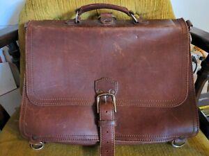 Saddleback Leather Co. Slim Leather Briefcase
