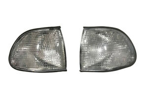 Pair corner lights Left & Right side Turn Signal For BMW 7series E38 1994-1998