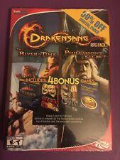 Drakensang RPG Pack River of Time Phileassons Secret & 4 Bonus PC Games Dark Eye