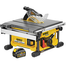Buy dewalt industrial power table saws ebay dewalt dcs7485t2 xr flexvolt 54v cordless table saw greentooth Choice Image