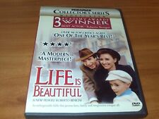 Life Is Beautiful (Dvd, Widescreen 1999)