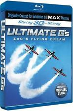 IMAX ULTIMATE G's - Zac's Flying Dream 3D *NEW BLU-RAY*