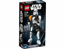 LEGO 75531, Star Wars Buildable Figures, Stormtrooper Commander