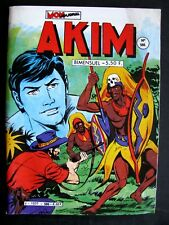 Akim N°586 Janvier 1984 Mon journal Très bon état