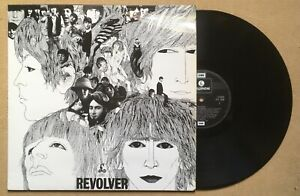 LP  THE BEATLES    REVOLVER    UK 1966