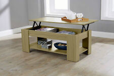 Less than 60cm Height Wooden Modern Coffee Tables