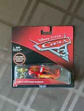 DISNEY CARS 3 LIGHTNING MCQUEEN WITH PISTON CUP TROPHY - BRAND NEW