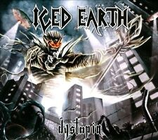 Dystopia, Iced Earth, Good Extra tracks, Deluxe Edition