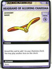 Pathfinder Adventure Card Game - 1x Headband of Alluring Charisma - The Hook