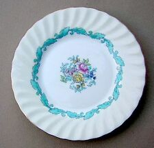 Minton Ardmore Ivory Turquois S363 Lot of 3 Dinner Plates 10 5/8""