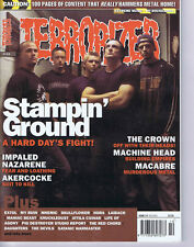 STAMPIN GROUND / IMPALED NAZARENE	Terrorizer	No.	114	November	2003