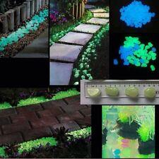 25 Piedras Photoluminiscentes (Verde)