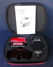 Craftsman Model 320.48247 4-in-1 Level with Laser Trac + Case & Owner's Manual