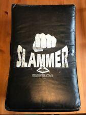 Century Slammer Curved Strike Shield Hand Held Punching Bag Dummy Kickboxing