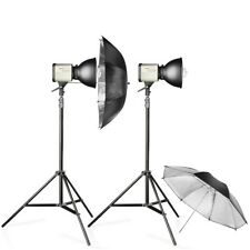 walimex Studioset Continuous Lighting Daylight 150/150 with 150Ws