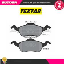 2315401 Kit pastiglie freno a disco ant.Ford Focus (MARCA-TEXTAR)