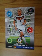 Panini Adrenalyn XL Road to Uefa Euro 2016 Nr. 59 André Schürrle Deutschland