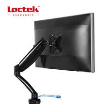 """Loctek D5UH Gas Spring Desk Mount Computer curved Monitor Arm for Samsung 10-27"""""""