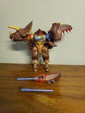 Transformers Beast Machines Deluxe Class Triceradon Dinotbots
