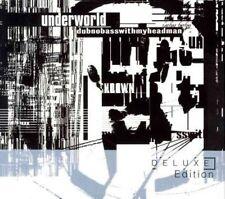 Underworld - Dubnobasswithmyheadman 20th Anniversary Deluxe Edition CD