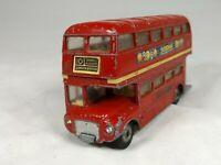 Vintage Corgi Toys 468 London Transport Routemaster Doubledecker Bus Outspan Toy