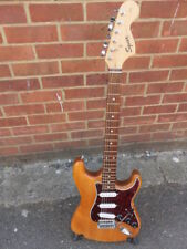 FENDER SQUIER STRATOCASTER ELECTRIC GUITAR. 20th ANNIVERSARY