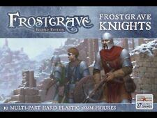 28mm Frostgrave Knights Medieval Fantasy Adventures, Multipose, Skirmish D&D