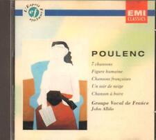 Poulenc(CD Album)Poulenc: Vocal Works-New