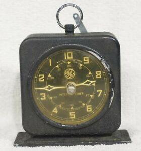 Vintage GE Dark Room Timer Exc+ working condition, looks used