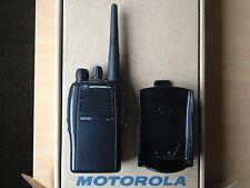 TWO WAY RADIO MOTOROLA GP344 VHF 136-174 MHZ 5W 16 CHANNELS