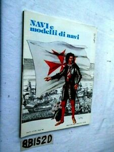 NAVI E MODELLI DI NAVI ANNO IV  N°6   GIUGNO 1980        (8BIS2D)