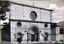 1961 L'AQUILA Basilica di Santa Maria di Collemaggio-ed.Ag.Edit.Biagini