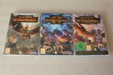 TOTAL WAR WARHAMMER I + II +  OLD WORLD EDITION PC DVD BOX COLLECTION
