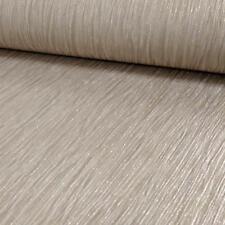 Gold Glitter Stripes Effect Wallpaper Shimmer Glittery Encrusted Crystal Vinyl