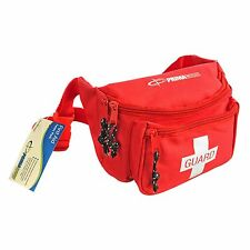 Primacare KB-8004 First Aid Fanny Pack, Life Guard - Red