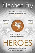 Heroes by Stephen Fry Paperback NEW Book