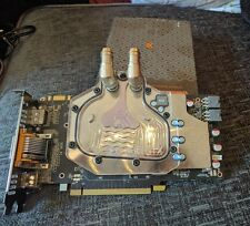 Raffreddato ad acqua Zotac GeForce GTX 460 (1024 MB) Scheda grafica 1GB