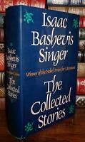 Singer, Isaac Bashevis THE COLLECTED STORIES OF ISAAC BASHEVIS SINGER  1st Editi