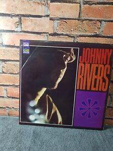 Johnny Rivers Vinyl Records Sunset Liberty Records SLS 50025 ,1963