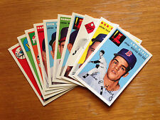 "Topps 1994 Archives ""Ultimate 1954 Series"" ""PICK-A-CARD"" Complete your set now!"